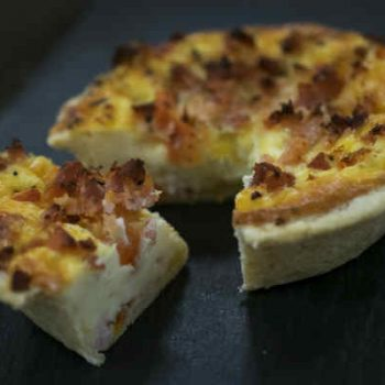friary mill Quiche