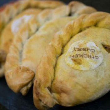 friary mill chicken curry pasty