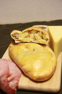 Friary Mill Bakery Cheese and Smoked Bacon 2